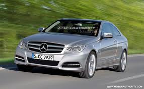 Cupe Mercedes